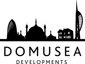 domusea land logo